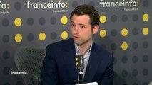 """Fabrice Le Saché : """"Le mouvement des gilets jaunes va coûter entre 2 et 4 milliards d'euros à l'économie française"""""""