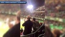 Les supporters du Bétis Séville font une standing ovation à Lionel Messi