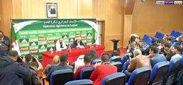 2019-03-18_تقرير بين سبورت حول قائمة بلماضي للقائي غامبيا و تونس