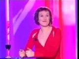 Anne Roumanoff se moque de Nicolas Sarkozy et Carla Bruni