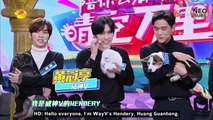 [NEOSUBS] 190316 Happy Camp With WayV [Cut]