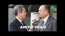 Debré-Chirac: une amitié si rare en politique
