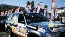 Rallye des gazelles 2019 ‐ Départ de Nice