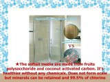 Hansing Whole House Water Softener System High Efficiency Water Descaler Heavy Duty Hard