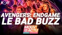 Avengers: Endgame : l'affiche du film crée la polémique