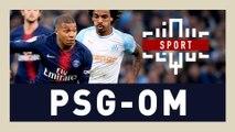 Clique Sport Spéciale PSG - OM