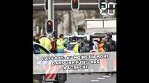 Pays-Bas: Au moins trois morts dans une fusillade à Utrecht