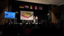 Waremme : 1.100 élèves jouent en langue étrangère