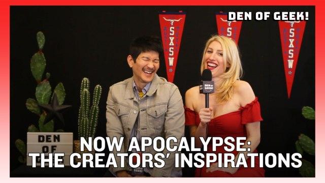 Now Apocalypse: The Creators Explain Their Inspirations