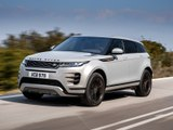 Essai Land Rover Range Rover Evoque (2019)