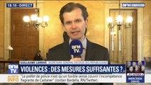 """Pour Guillaume Larrivé (LR), le remplacement du préfet de Paris est """"un incroyable aveu d'échec"""""""