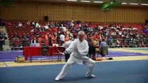 Martial Arts by Douwe Geluk in Aarschot 2019, Belgium Europe Tai Chi Chuan, TaiJiQuan