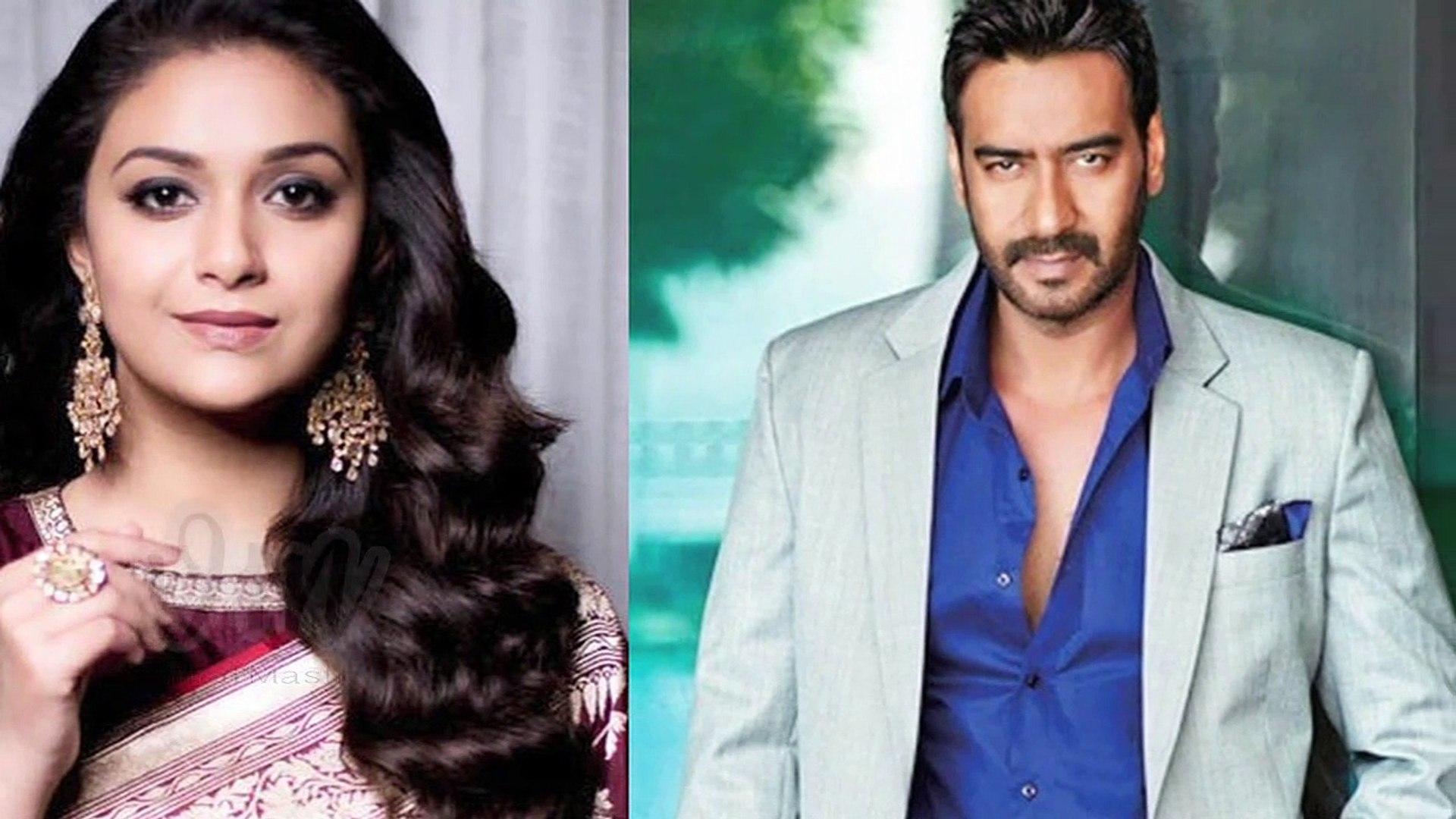Keerthy Suresh to make her Bollywood debut in Ajay Devgn's film