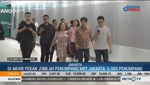 MRT Jakarta Tambah Kuota Uji Coba Publik