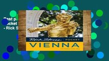 Best product  Rick Steves Pocket Vienna (Second Edition) - Rick Steves