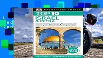 Library  Top 10 Israel and Petra (DK Eyewitness Top 10 Travel Guides) - Dk Travel