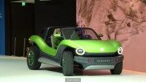 Volkswagen I.D. Buggy Premiere at the Geneva Motor Show 2019