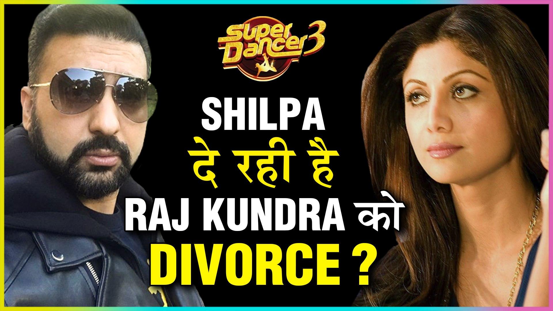 Shilpa Shetty To Take DIVORCE With Husband Raj Kundra?   Super Dancer  Chapter 3
