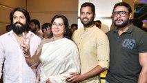 ಯಶ್, ದರ್ಶನ್ ವಿರುದ್ಧ ತಿರುಗಿಬಿದ್ದ ನಿಖಿಲ್ ಅಭಿಮಾನಿಗಳು..! | FILMIBEAT KANNADA