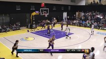 Antonius Cleveland (17 points) Highlights vs. South Bay Lakers