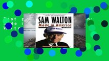 Best product  Sam Walton: Made in America - Sam Walton