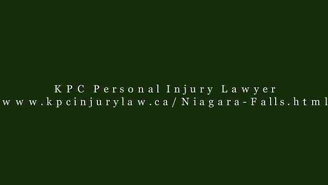 Personal Injury Lawyer Niagara Falls – KPC Personal Injury Lawyer (800) 234-6145