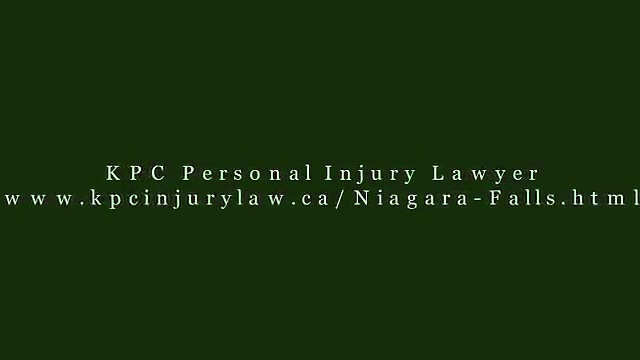 Personal Injury Lawyer Niagara Falls – KPC Personal Injury Lawyer (800) 234-6145