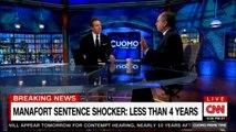 Discussion on Paul Manafort sentence shocker: Less than 4 years. #ChrisCuomo #PaulManafort #CNN #News #CuomoPrimeTime
