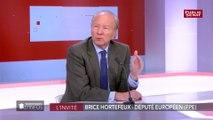 Violences à Paris : Brice Hortefeux ne croit pas à des dysfonctionnements et estime que les ordres n'ont pas été les bons