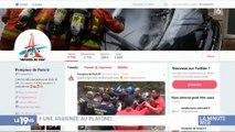 Buzz : Les pompiers de Paris diffusent un échange étonnant reçu au centre des appels - Regardez