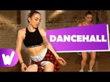 3 Pasos básicos de DANCEHALL | Willie Bounce, Wacky Dip y Zip it up
