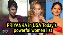 """Priyanka Chopra in USA Today's list of """"50 most powerful women in entertainment"""""""