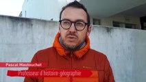 Bollène : Forte mobilisation à Bollène, des enseignants du collège Boudon et dans les écoles