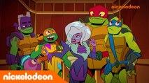 Le destin des Tortues Ninja   Sale temps à l'Hôtel Mutant   Nickelodeon France