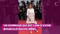 """""""Drôle et touchant"""" : Macha Méril a adoré l'hommage de Frédéric Beigbeder aux obsèques de Michel Legrand"""