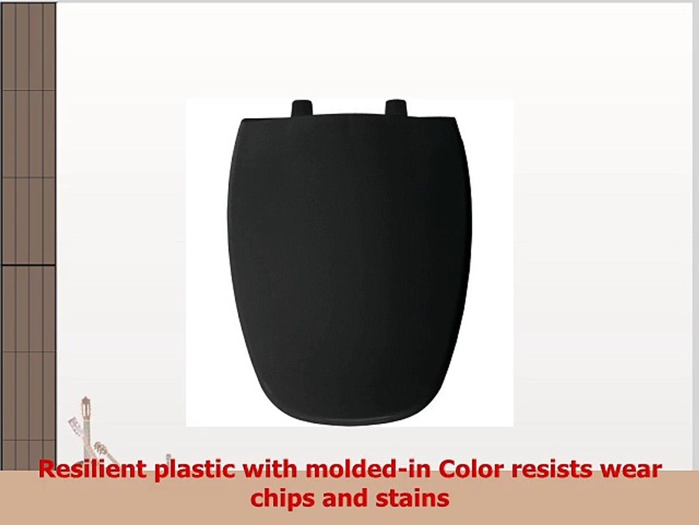 Outstanding Bemis 1240205 047 Plastic Elongated Toilet Seat White Creativecarmelina Interior Chair Design Creativecarmelinacom