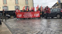 150 personnes à la manifestation du 19 mars