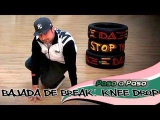Knee Drop. Bajada de Break