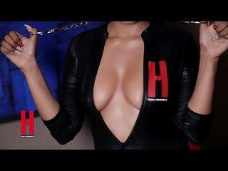 """Nidia García """"La PoliSex"""" ¡Déjate atrapar por ella en la edicion de Junio 2016 de H para Hombres!"""