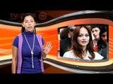 Spanic alcoholica, Adiós Sánchez Azuara, Aguilera vestirá mexicanas, Britney quiere más