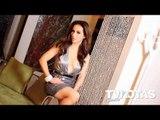 Claudia Lizaldi muy sexy en el portafolios de TVNotas