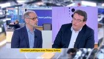 """VIDÉO. Thierry Solère : """"Je suis tout à fait favorable à une augmentation de l'âge de départ à la retraite""""."""