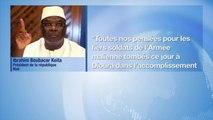 Mali, ATTAQUE TERRORISTE CONTRE UN CAMP MILITAIRE