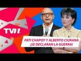 Pati Chapoy en guerra contra Alberto Ciurana, ¡pide su cabeza porque no da resultados!