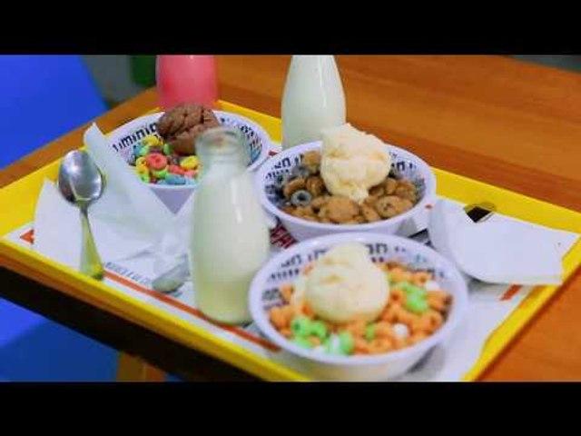'Estación Cereal' en el Gourmet Callejero de ¡Pásala!