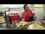 Huaraches King Kong en el Gourmet Callejero de ¡Pásala!