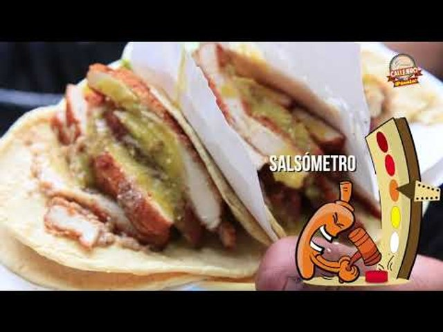Los Milanezos en el Gourmet Callejero de ¡Pásala!