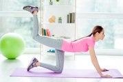 3 exercices à faire chez soi pour éliminer la cellulite