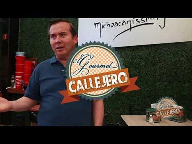 Birria 'El Michoacanissimo' en el Gourmet Callejero