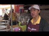 Tamales de la Balbuena en el Gourmet Callejero de ¡Pásala!